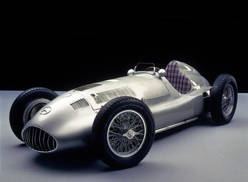 1939 Mercedes-Benz Formula Racing Car