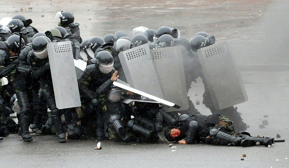 Восстание в Бишкеке