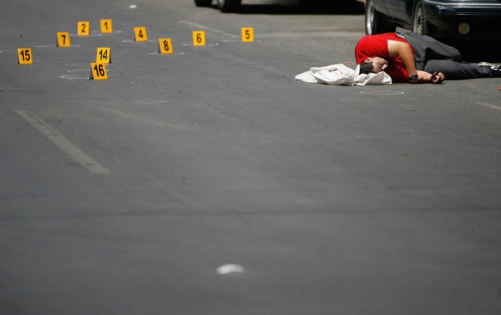 Нарко-война в мексике