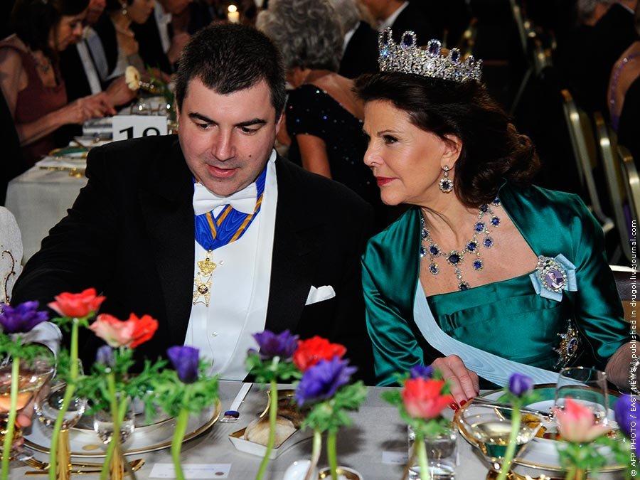 Константин Новоселов получил Нобелевскую премию