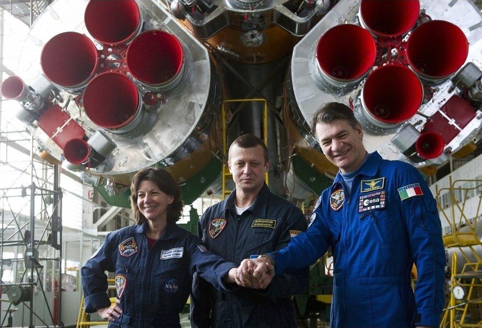 Запуск «Союза ТМА-20»