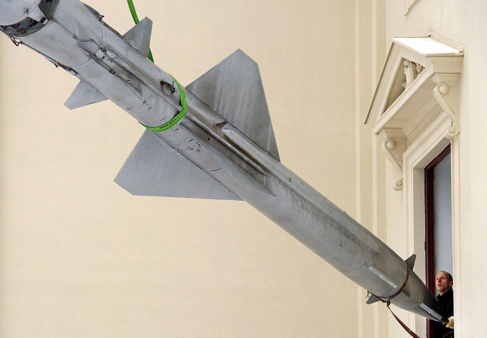 Советская радиолокационная ракета
