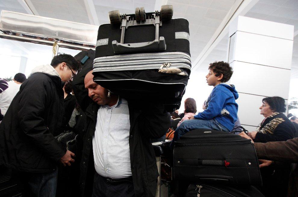 Иностранцы стремятся покинуть Египет
