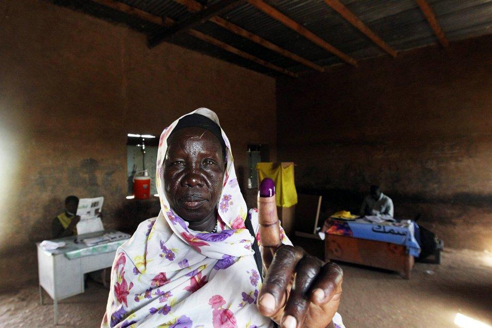 Референдум в Судане
