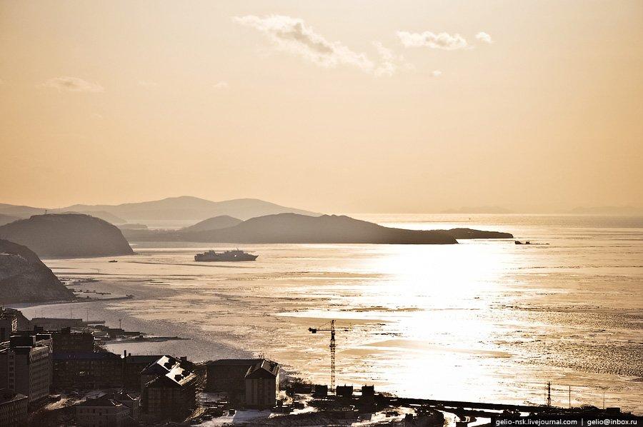 Владивосток. Вид с высоты