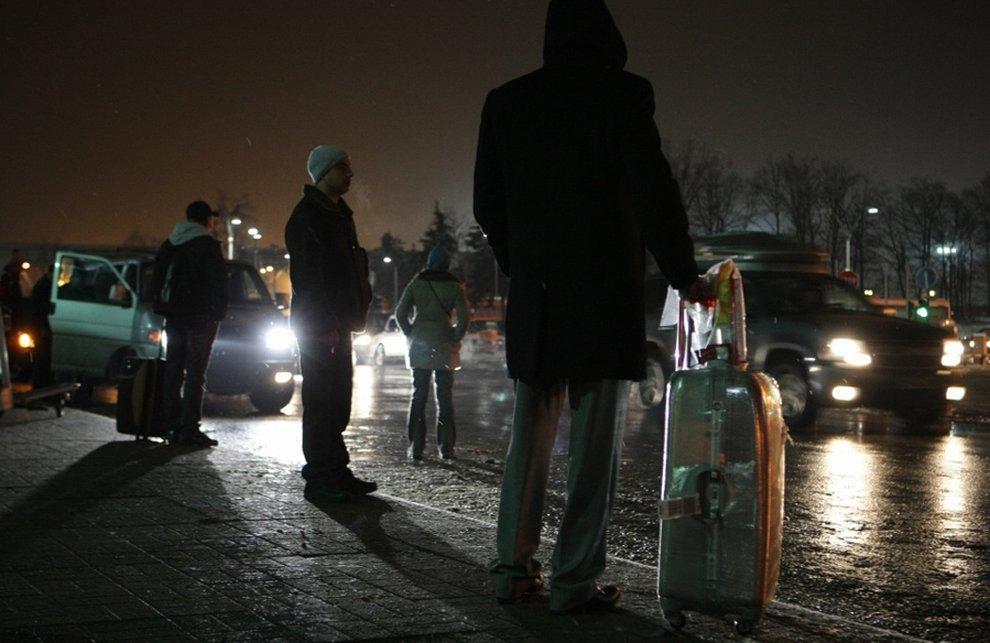 Теракт в Домодедово