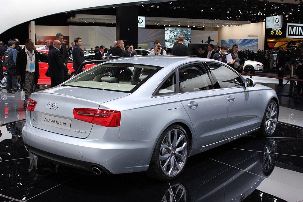 Audi A6 Hybrid 2012