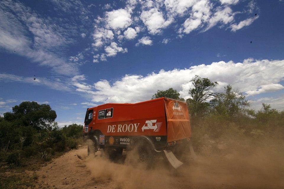Ралли Дакар 2011