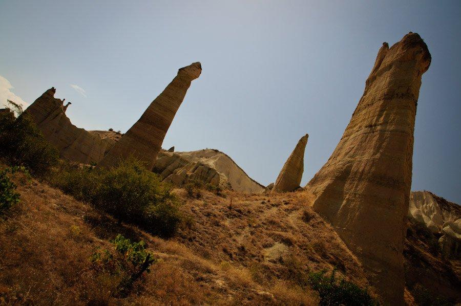 Долина Любви в Каппадокии, Турция