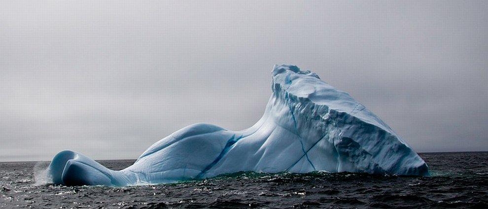 Айсберг у Ньюфаундленда