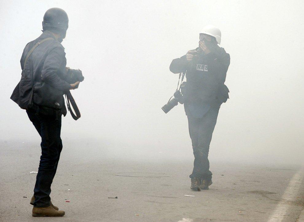 Восстание в Тунисе