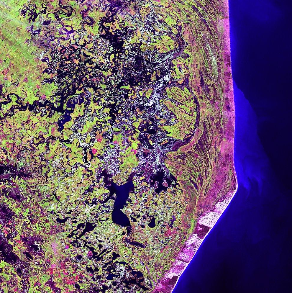 Мыс Кабо-де-Сан-Антонио на побережье Атлантического океана