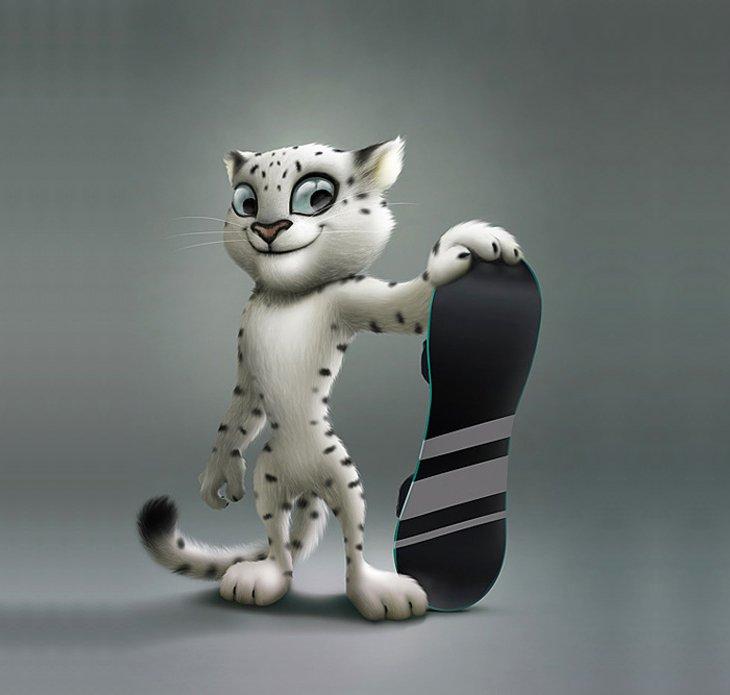 Талисман Леопард