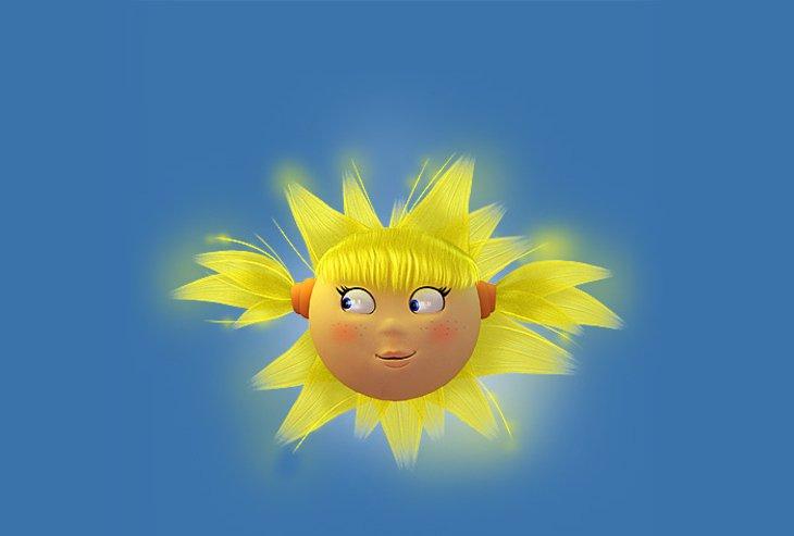 Талисман Солнышко