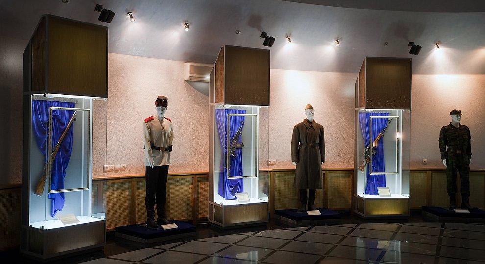 Музей стрелкового оружия им. Калашникова
