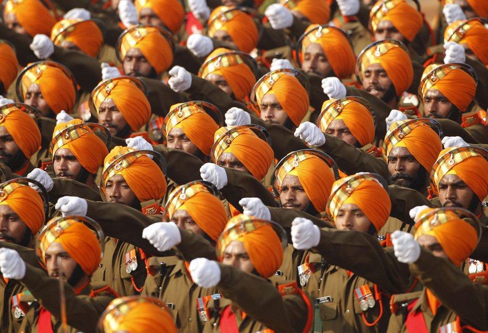 В Индии праздновали День республики
