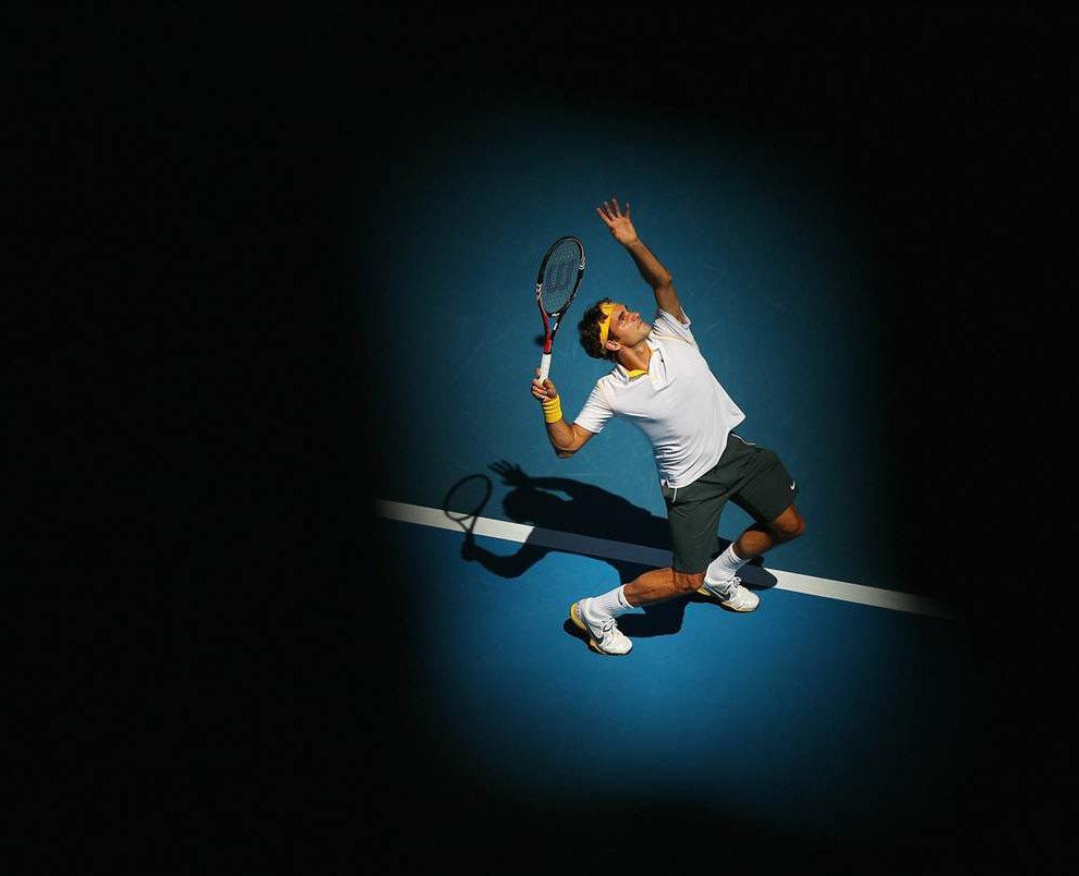 Роджер Федерер (Взято с сайта www.LoveOpium.ru)