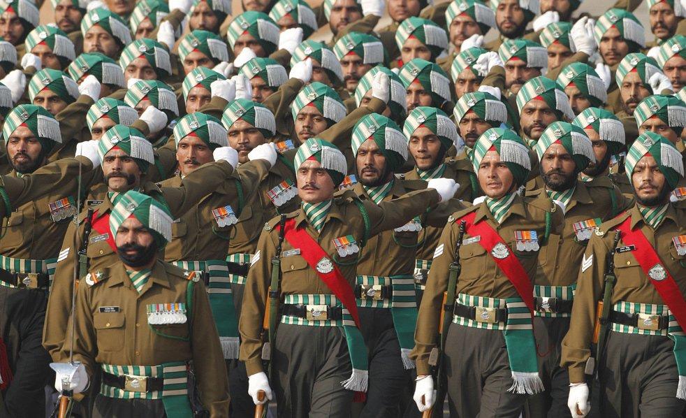 Военные из штата Пенджаб