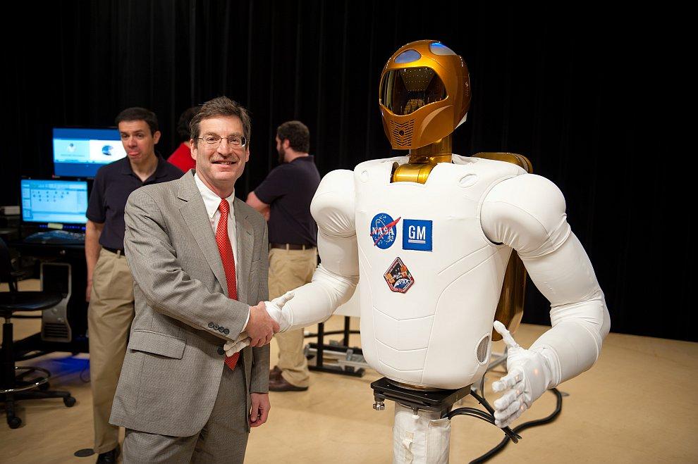 Робонавт Второй (Robotonaut II)