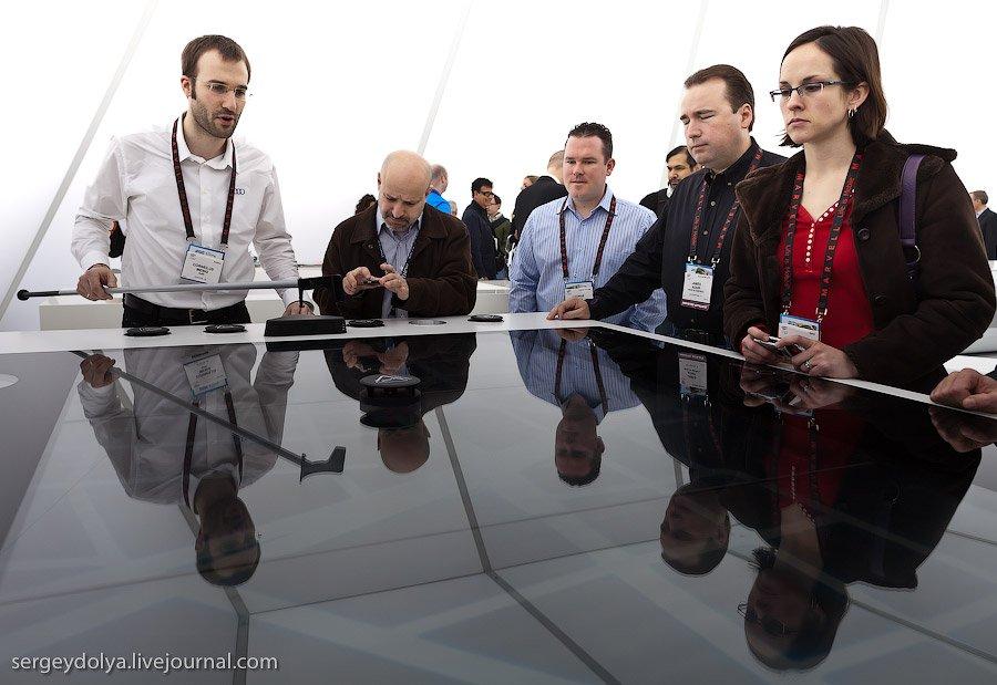 Крупнейшая в мире выставка бытовой электроники в Лас-Вегасе
