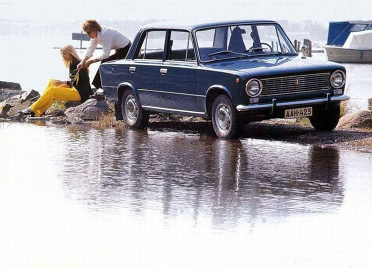 ВАЗ-2101 «Жигули»(«Копейка»)