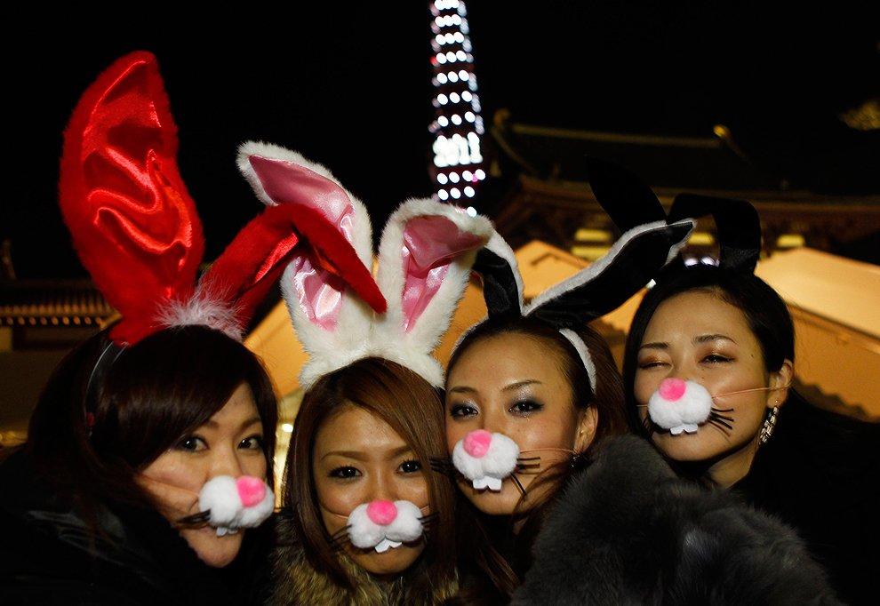 Новый год в Токио