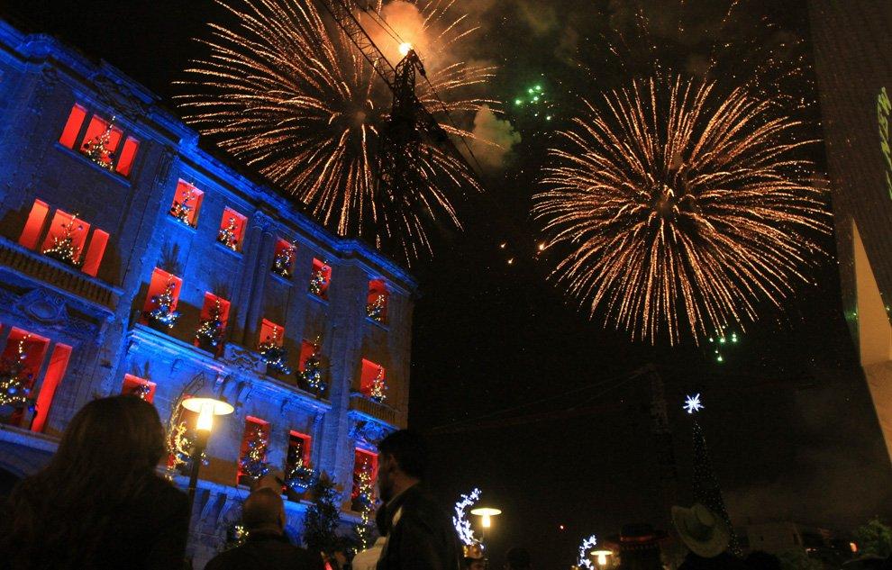 Новый год в Ливане