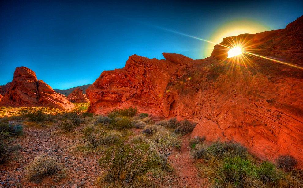 Красоты штата Невада