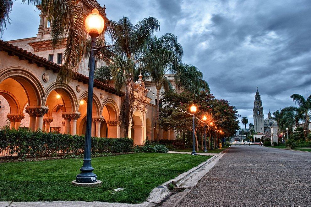 Парк Бальбоа, Сан Диего