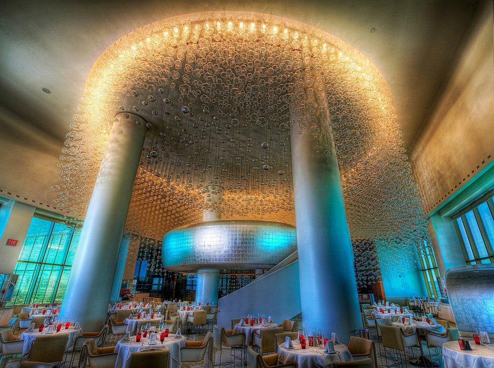 Ресторан в Лас-Вегасе