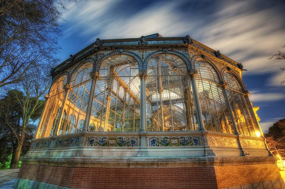 Хрустальный дворец Crystal Palace