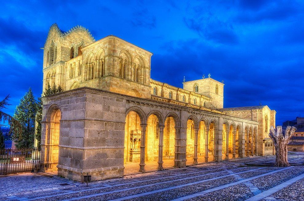 Базилика Сан-Винсенте