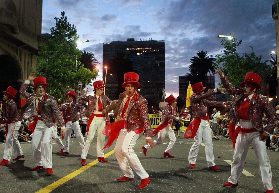 Карнавал в Уругвае