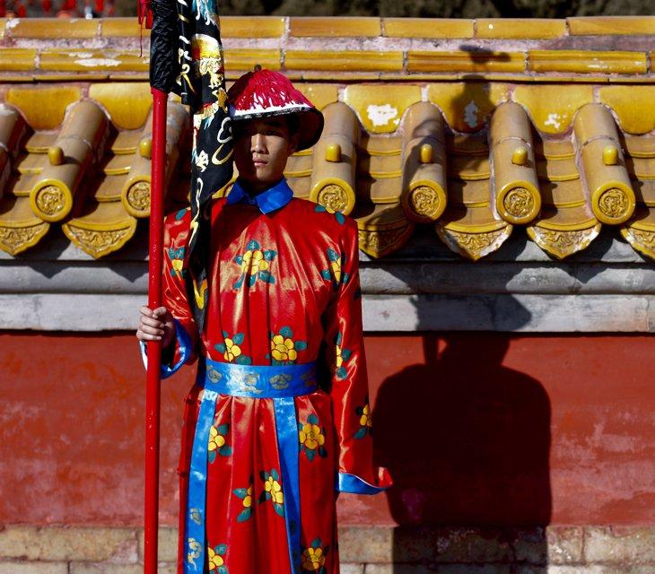 Новый год по лунному календарю — наиболее важный праздник в Китае
