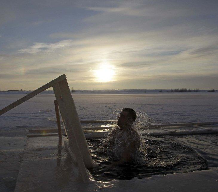 Мир в фотографиях за неделю (17 — 23 января 2011)
