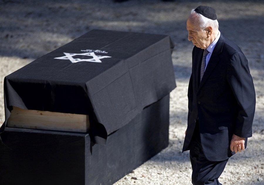 В возрасте 87 лет умерла жена президента Израиля Шимона Переса