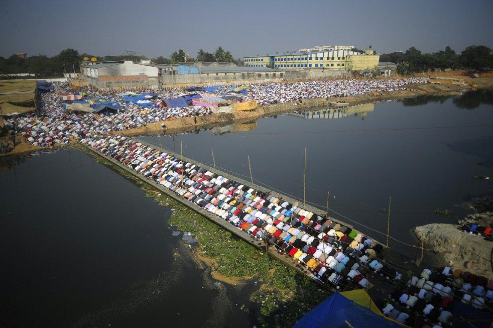 Biswa Ijtema или Всемирное мусульманское собрание