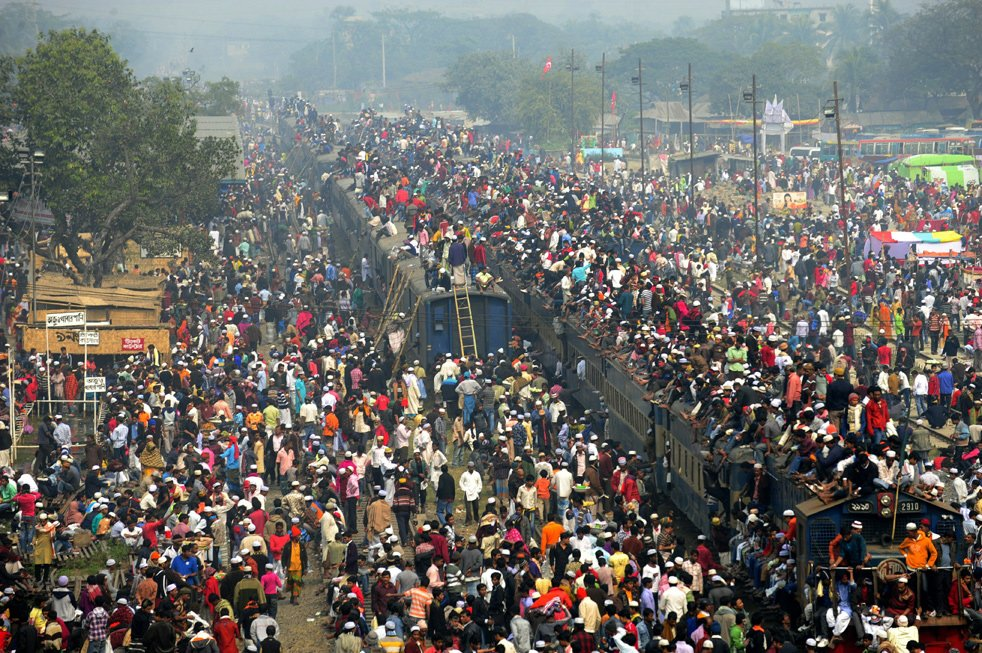 Возвращение на родину по-бангладешски