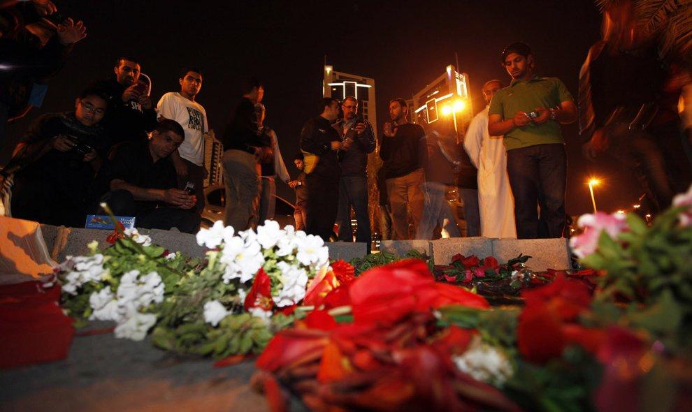 Столкновения в Бахрейне