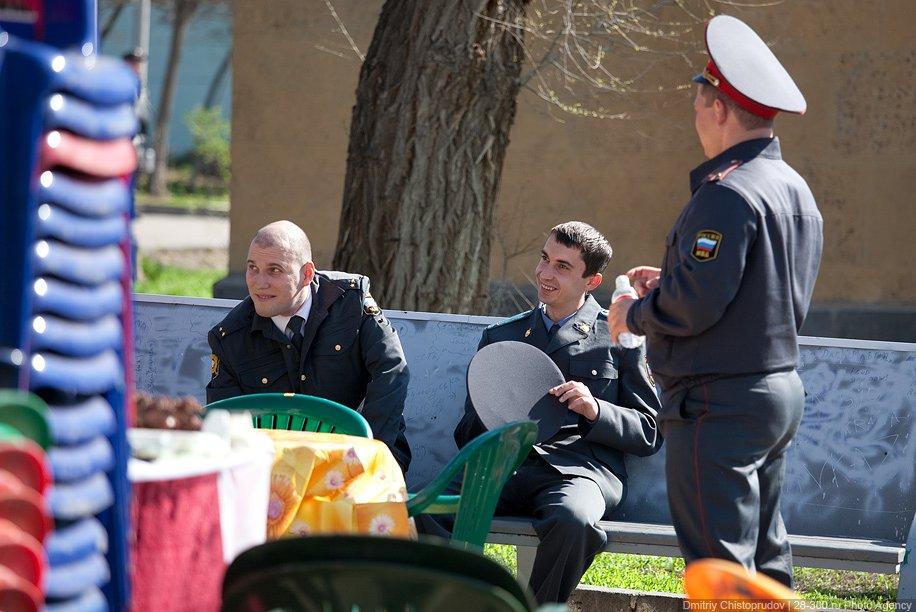 Господа полицейские или реформа МВД по-грузински