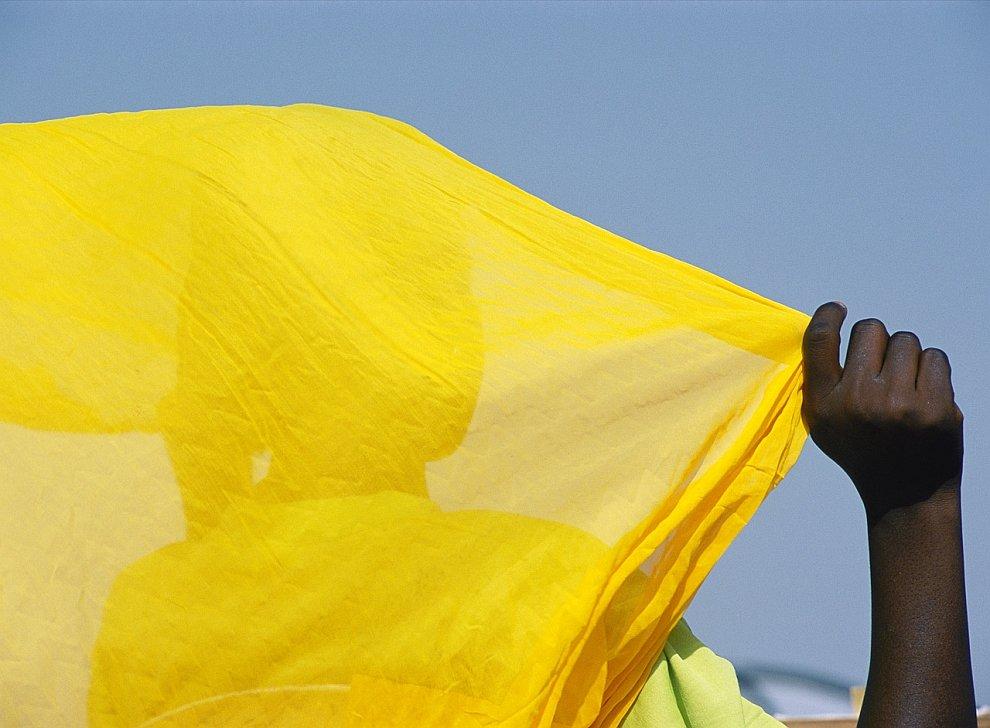 Женщина из республики Мали
