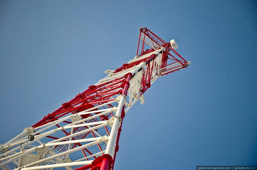 Как работает мобильная связь на примере компании «Мегафон»