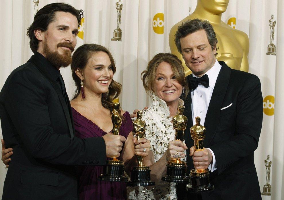 Лучшие актеры 2011 года и обладатели «Оскара»