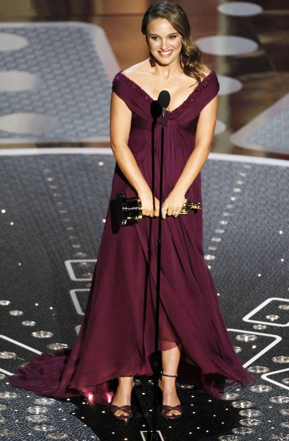 Лучшая актриса года — Натали Портман