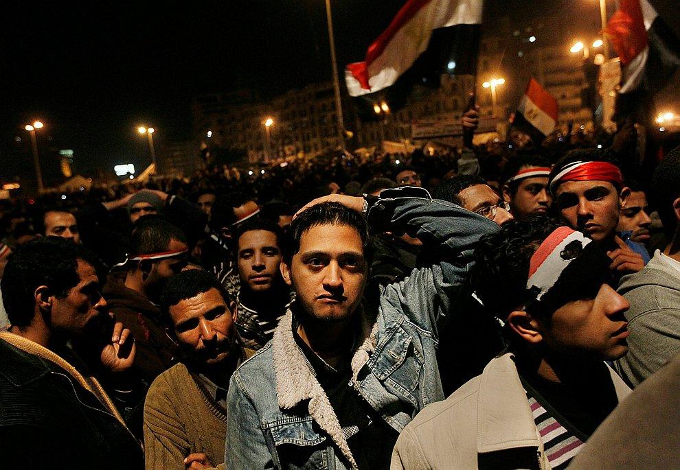 Египет: падение режима Хосни Мубарака