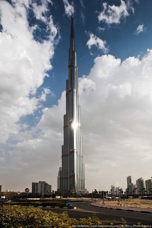 Бурдж-Халифа — самое высокое здание в мире