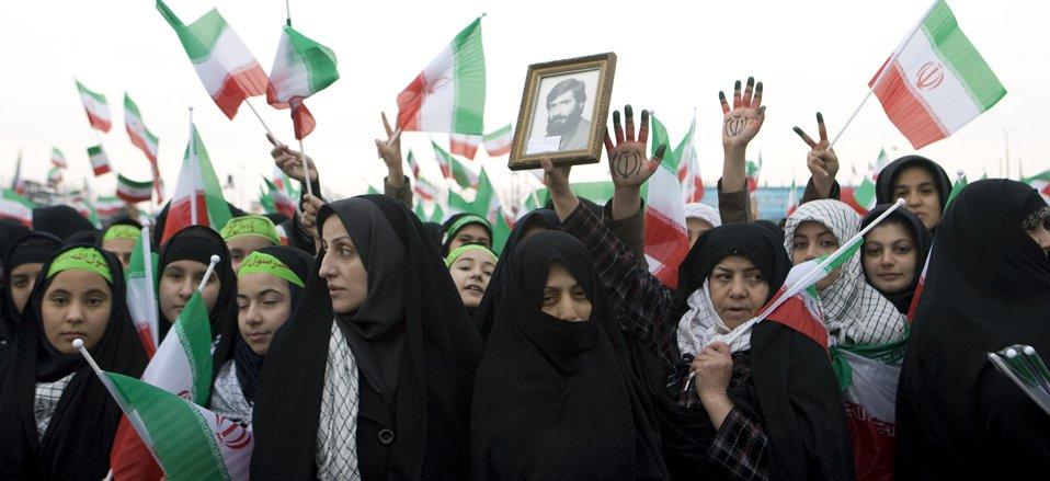 Республика Иран отмечает 32-ю годовщину исламской революции 1979 года