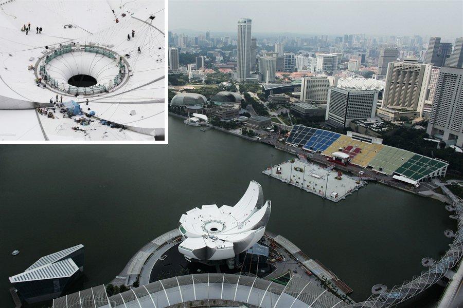 ArtScience в Сингапуре