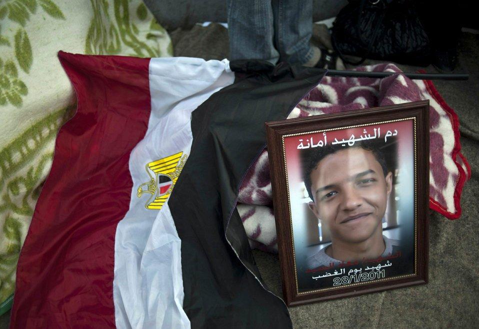 По данным ООН в народных волнениях, вспыхнувших в Египте 25 января, погибло около 300 человек