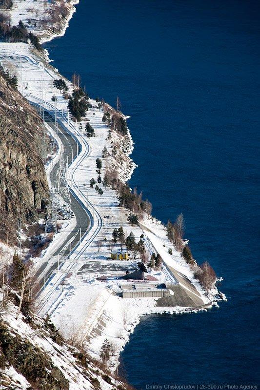 Саяно-Шушенская ГЭС — грандиозное сооружение